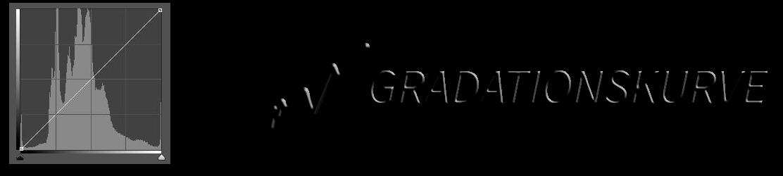 Gradationskurve – Projekte